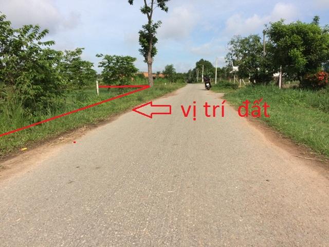 Đất mặt tiền đường nhựa xã Thái Mỹ Củ Chi 15x77(1150m2)giá 1 tỷ 650