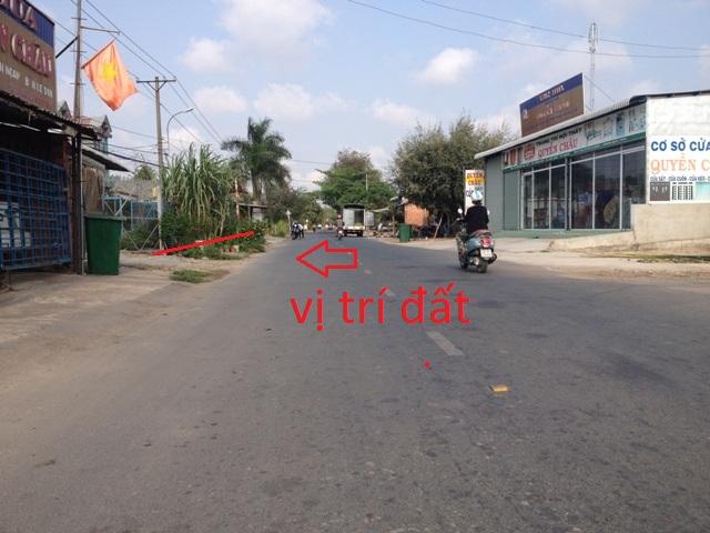 Bán đất nền mặt tiền đường tỉnh lộ 7 xã Thái Mỹ Củ Chi 15m x 24m giá 380 triệu