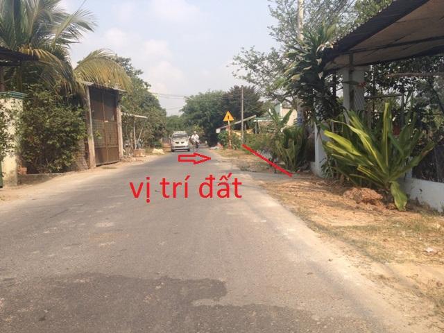 Bán 3.400m2 đất mặt tiền đường Ngô Tri Hòa khu phố 4 thị trấn Củ Chi giá 1 triệu/m2
