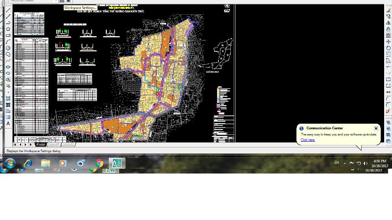 bản đồ quy hoạch khu dân cư xã thái mỹ ấp tháp