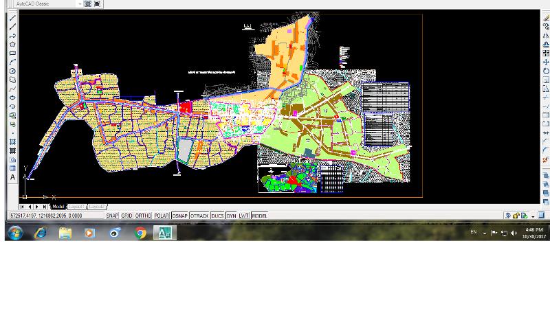 bản đồ quy hoạch khu dân cư xã thái mỹ